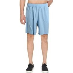 Reebok Mens Austin II Shorts Fitness Running - Fluid Blue (M), Men's(polyester) found on Bargain Bro Philippines from Overstock for $25.09