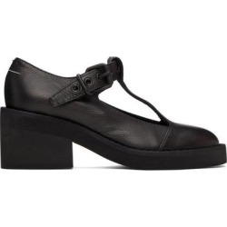 Black Mary Jane Oxfords - Black - MM6 by Maison Martin Margiela Heels found on Bargain Bro Philippines from lyst.com for $690.00