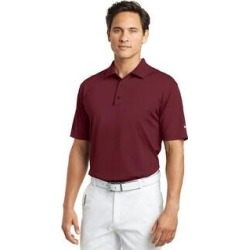 Nike Men's Basic DRI-FIT Polo Assorted Colors (L - Team Red)(knit, embroidered) found on Bargain Bro from Overstock for USD $43.31