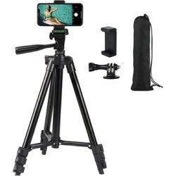 eDooFun Camera Mounts Black - Black Wireless Remote Control Tripod found on Bargain Bro from zulily.com for USD $15.19