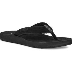 UGG Alvala Flip-flop - Black - Ugg Flats found on Bargain Bro from lyst.com for USD $45.60