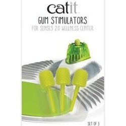 Catit Senses 2.0 Gum Stimulator Refills for Senses 2.0 Wellness Center, 3 count found on Bargain Bro Philippines from Chewy.com for $4.99