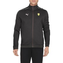 Puma Mens Athletic Jacket Fitness Running - Puma Black - S found on Bargain Bro from Overstock for USD $57.24