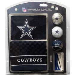 Dallas Cowboys Embroidered Golf Gift Set found on Bargain Bro from nflshop.com for USD $22.79