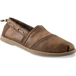Skechers BOBS Chill Luxe Buttoned Up Women's Slip-On Flats, Girl's, Size: 5, Dark Brown found on Bargain Bro from Kohl's for USD $20.89