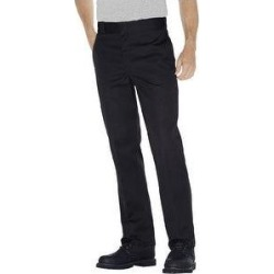 Dickies Men's 874 Original Fit Classic Work Pants (Black - 30X30)(cotton) found on Bargain Bro Philippines from Overstock for $29.56