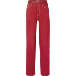 Casual Trouser - Red - Eytys Pants found on MODAPINS from lyst.com for USD $154.00