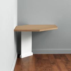 Zinc Top - Corner Desk Addition Work Surface - Ballard Designs found on Bargain Bro India from Ballard Designs for $499.00