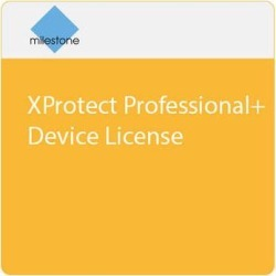Milestone XProtect Professional+ Device License XPP-PLUS-DL found on Bargain Bro Philippines from B&H Photo Video for $169.00