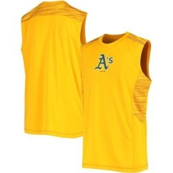 Oakland Athletics Youth Walk Off Tank Top – Gold found on Bargain Bro from Fanatics for USD $13.67