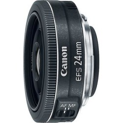 Canon EF-S 24mm STM f/2.8 found on Bargain Bro from Crutchfield for USD $113.24