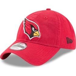 Arizona Cardinals New Era Core Classic 9TWENTY Adjustable Hat - Cardinal found on Bargain Bro Philippines from Fanatics for $25.99