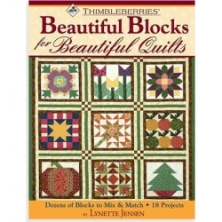 Fox Chapel Publishing Educational Books - Thimbleberries Beautiful Blocks for Beautiful Quilts Paperback found on Bargain Bro from zulily.com for USD $14.43