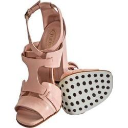 Womens High Heel Pumps Angel, Brand - Brown - Tod's Heels