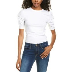 Frame Denim Twisted Sleeve Top (XS), Women's, Multicolor found on MODAPINS from Overstock for USD $48.29
