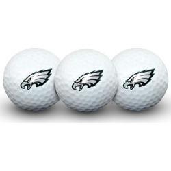 Philadelphia Eagles Pack of 3 Golf Balls found on Bargain Bro from nflshop.com for USD $9.87