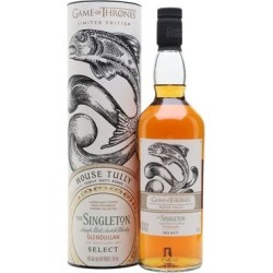The Singleton Of Glendullan Scotch Single Malt Select Game Of Thrones House Tully 750ml found on Bargain Bro India from WineChateau.com for $69.95