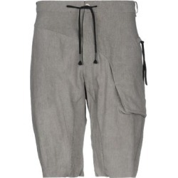 Bermuda Shorts - Gray - Masnada Shorts found on MODAPINS from lyst.com for USD $420.00