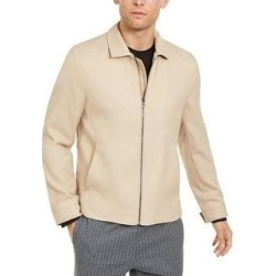 Alfani Men's Full-Zip Jacket Brown Size Extra Large - X-Large (Brown - X-Large) found on Bargain Bro Philippines from Overstock for $52.80