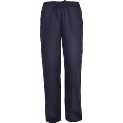 Pandamed Scrubs Bottoms BLACK - Black Scrub Pants - Adult found on Bargain Bro from zulily.com for USD $7.59