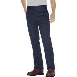 Dickies Men's 874 Original Fit Classic Work Pants (Dark Navy - 34X30), Blue(cotton) found on Bargain Bro Philippines from Overstock for $29.56