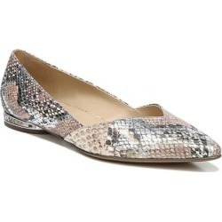 Havana Pointed Toe Flat - Brown - Naturalizer Flats found on Bargain Bro India from lyst.com for $84.00