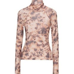 Turtleneck - Brown - Nanushka Knitwear found on MODAPINS from lyst.com for USD $149.00
