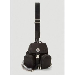 Mini Dauphine Backpack - Black - Moncler Backpacks found on Bargain Bro from lyst.com for USD $489.44