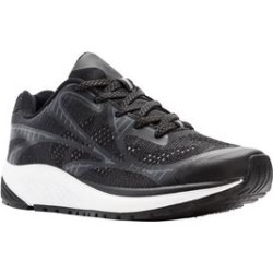 Extra Wide Width Women's Propet One LT Sneaker by Propet in Black Grey (Size 8 WW) found on Bargain Bro from Woman Within for USD $75.99