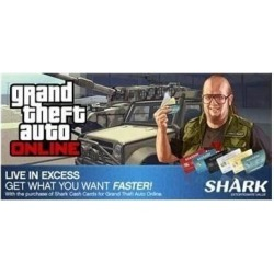 Grand Theft Auto Online: Whale Shark Cash Card found on Bargain Bro Philippines from Lenovo for $49.99