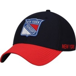 New York Rangers adidas Sport Left City Flex Hat - Navy/Red found on Bargain Bro India from Fanatics for $17.50