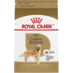 Royal Canin Breed Health Nutrition Golden Retriever Adult Dry Dog Food, 30 lbs. found on Bargain Bro from petco.com for USD $60.07