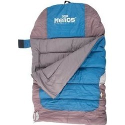Dog Helios Trail-Barker Travel Dog Bed, Blue / Dark Grey