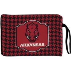 Arkansas Razorbacks Houndstooth Stadium Cushion found on Bargain Bro India from Fanatics for $14.99
