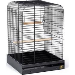Prevue Pet Products Black Parrot Cage, 20