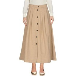 3/4 Length Skirt - Natural - Incotex Skirts found on MODAPINS from lyst.com for USD $59.00