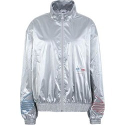 Jacket - Metallic - Adidas Originals Jackets found on Bargain Bro India from lyst.com for $85.00