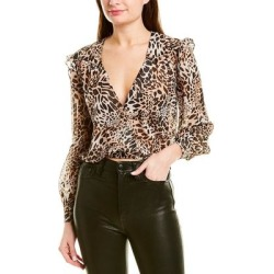 Blue Life Fina Top (XS), Women's, Brown(polyester) found on MODAPINS from Overstock for USD $50.59