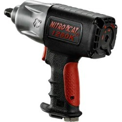 NitroCat Kevlar Composite Xtreme Torque Air Impact Wrench - 1/2Inch Drive, Model1250-K found on Bargain Bro from northerntool.com for USD $239.39