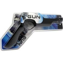 Third Party Move Gun Grip Controller For Sony PlayStation Move found on Bargain Bro Philippines from Overstock for $6.74