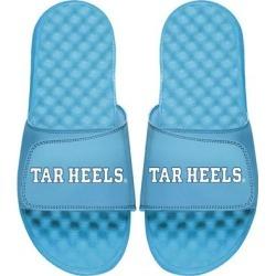 North Carolina Tar Heels ISlide Wordmark Slide Sandals - Blue found on Bargain Bro India from Fanatics for $49.99