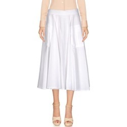 3/4 Length Skirt - White - Saucony Skirts found on Bargain Bro from lyst.com for USD $82.84