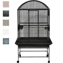 A&E Cage Company Green Palace Dometop Bird Cage, 32
