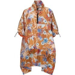 Capes & Ponchos - Orange - Duvetica Coats found on MODAPINS from lyst.com for USD $177.00