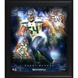 Bobby Wagner Seattle Seahawks Fanatics Authentic Framed 15