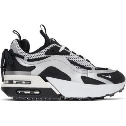 Black & Silver Air Max Furyosa Sneakers - Black - Nike Sneakers found on Bargain Bro Philippines from lyst.com for $160.00
