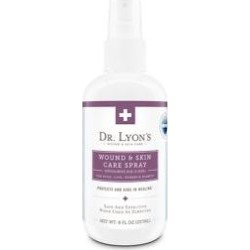 Dr. Lyon's Wound & Skin Care Pet Spray, 8-oz bottle found on Bargain Bro Philippines from Chewy.com for $12.28