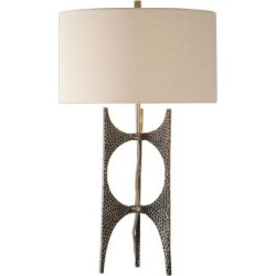 Uttermost Renee Wightman Goldia 26 Inch Table Lamp - 27864 found on Bargain Bro Philippines from Capitol Lighting for $316.80
