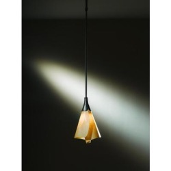Hubbardton Forge Mobius 8 Inch Mini Pendant - 184530-1031 found on Bargain Bro India from Capitol Lighting for $594.00