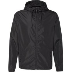 Light Weight Windbreaker Zip Jacket (Graphite - XS), Men's, Grey(polyester) found on Bargain Bro Philippines from Overstock for $39.40